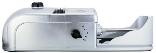 Zorr-Elektronische-Zigarettenstopfmaschine Silber