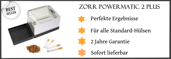 Zorr Powermatic 2 plus - der Dauerbrenner